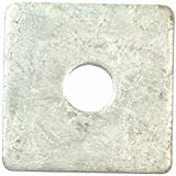 Square Washers Galvanised 6mm Thickness