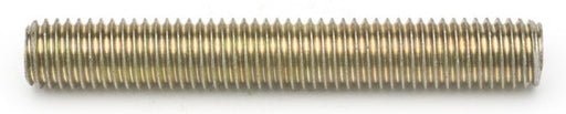 Threaded Rod Zinc Yellow UNF Grade 5