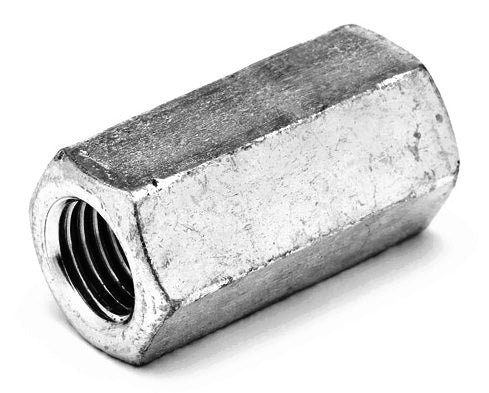Threaded Rod Coupler Nut Galvanised