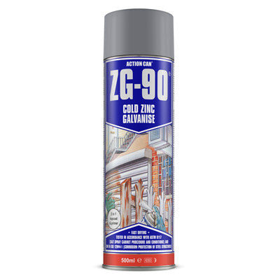 ZG90 Cold Galv Spray