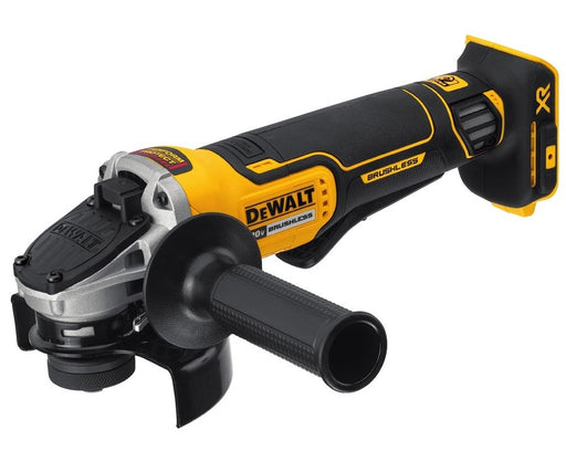 Dewalt 18V XR Brushless Grinder 125mm