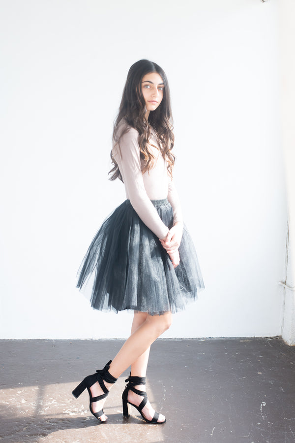 Teen Tulle Skirts