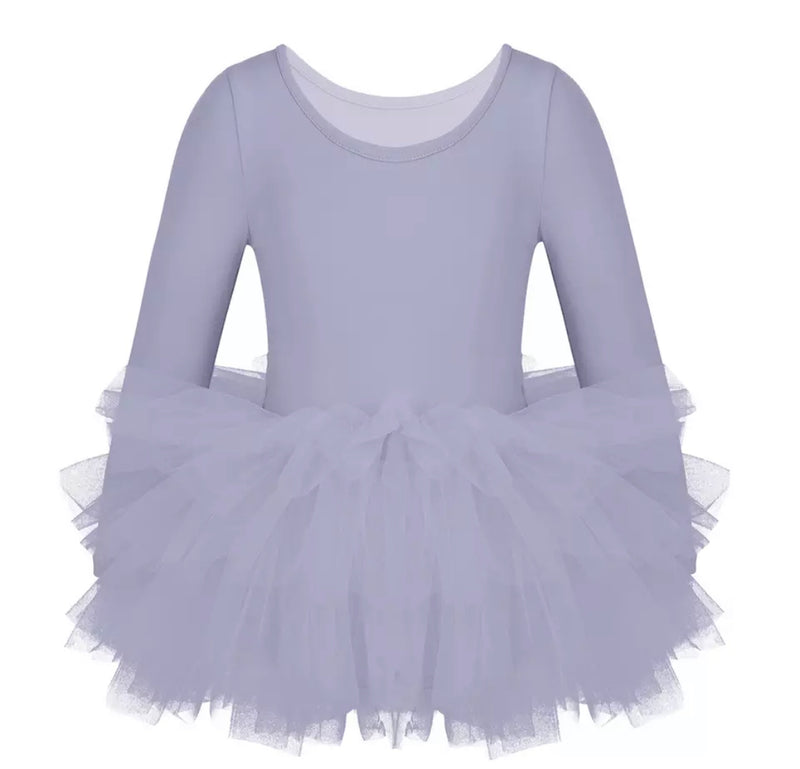 BALLET DREAMS TUTU DRESS - SILVER