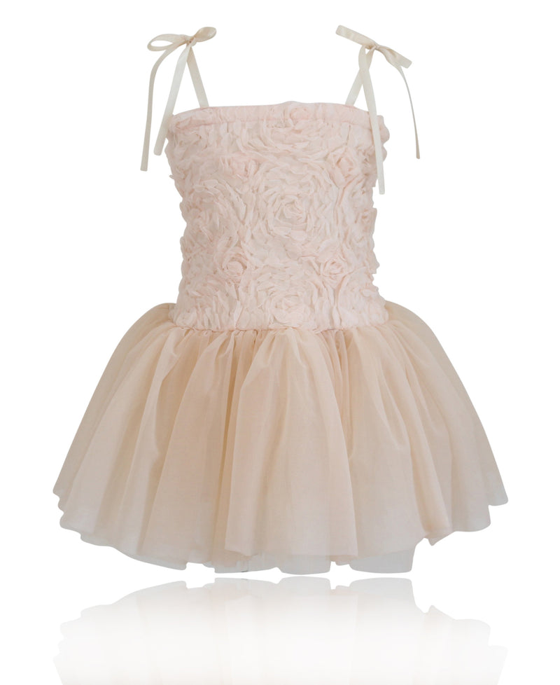 OLIVIA ROSE, VINTAGE CREAM, ELEGANCE ROSE BLOSSOM, TUTU DRESS