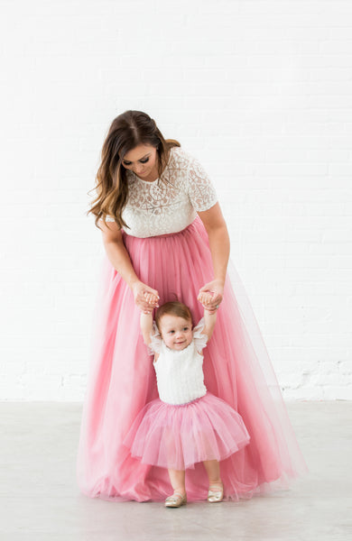 1c4d685eaa MOTHER DAUGHTER TUTU, LADIES TULLE SKIRT, MOMMY AND ME TUTU, MOMMY AND ME