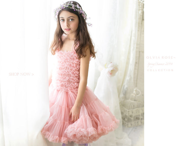 OLIVIA ROSE, VINTAGE CREAM, PRINCESS, DREAM PETTIDRESS