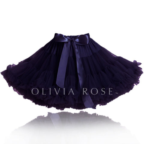 OLIVIA ROSE BLACK PETTISKIRT