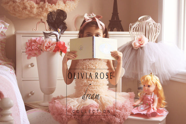 OLIVIA ROSE, VICTORIAN PRINCESS, DREAM PETTISKIRT