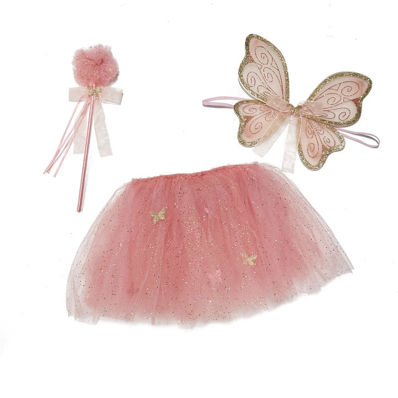 Butterfly dreams WINGS AND WAND SET