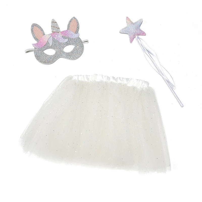 Unicorn star WINGS AND WAND SET