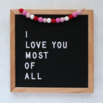 Holiday Letter Board Collection