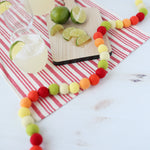 Margarita Felt Ball Garland