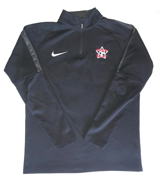 All Star Soccer Academy Staffwear Coaches Zip top