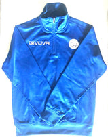 Premier Mini Soccer School Royal Blue Half Zip