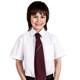 TWIN PACK –  Short Sleeve School Shirt