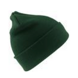 Beenie Hat - Bottle Green