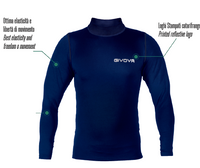 Royal High Neck Base Layer