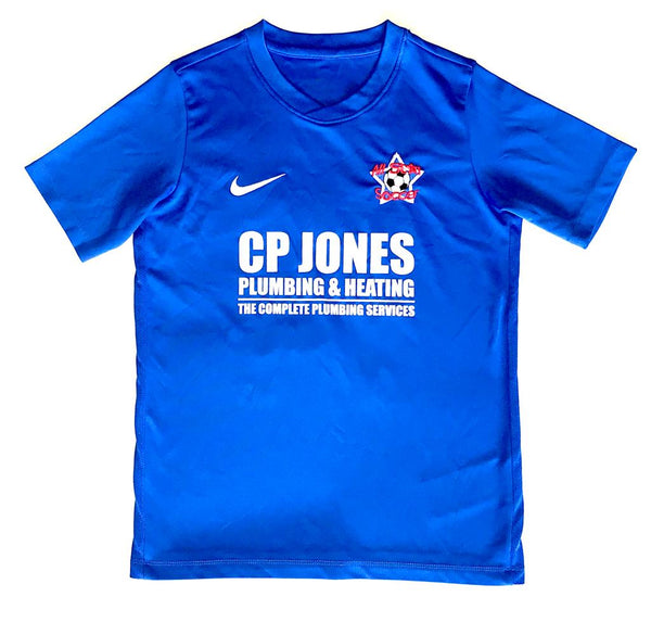 All Stars A S Eastbourne Match Day Shirt