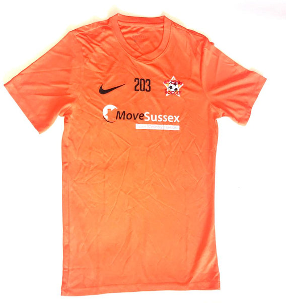 All Star Soccer Academy Goalkeeper Shirt