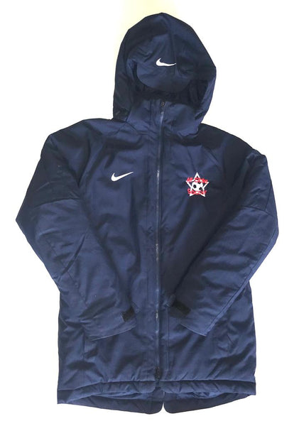 All Star Soccer Academy Winter Coat