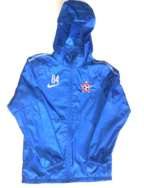 All Star Soccer Academy Rain Jacket