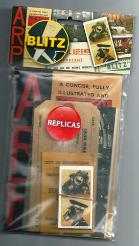 ARP Blitz Memorabilia of Great Britain