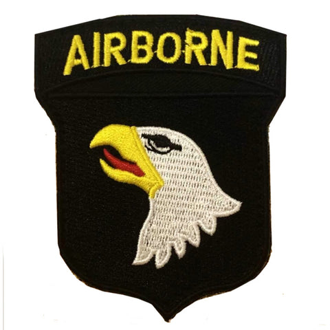 Airborne Velcro Patch