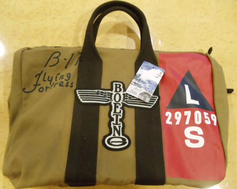 Boeing 75th Kit Bag