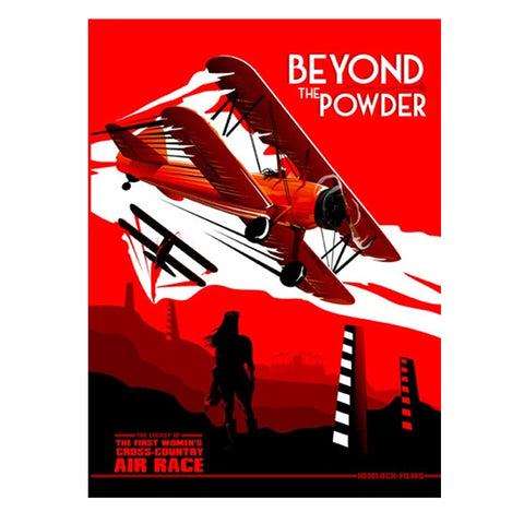Beyond the Powder: The Legacy of the First Women's Cross-Country Air Race DVD