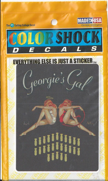 Georgie's Gal Decal