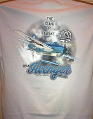 TBM Avenger Lake Erie Warbirds T-shirt