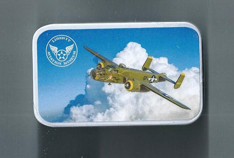 """Georgie's Gal"" B-25 'Angela' sugarfree mints"