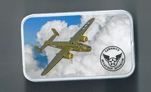 """Georgie's Gal"" B-25 'Helena' sugarfree mints"