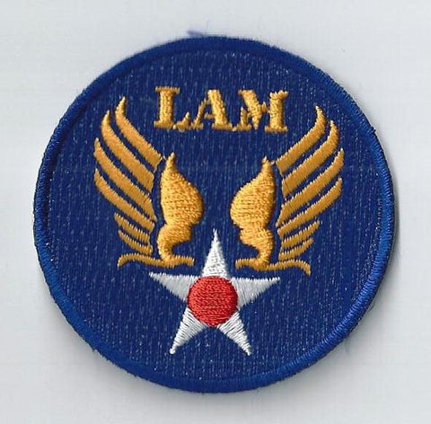 LAM Patch No. 2