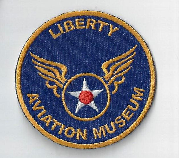 Liberty Aviation Museum Patch No. 1