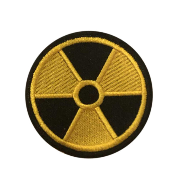 Bio Hazard Velcro Patch