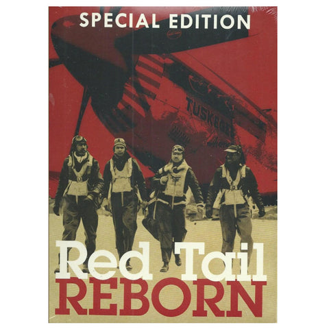 """Red Tail Reborn""  NTSC DVD Video by Hemlock Films"
