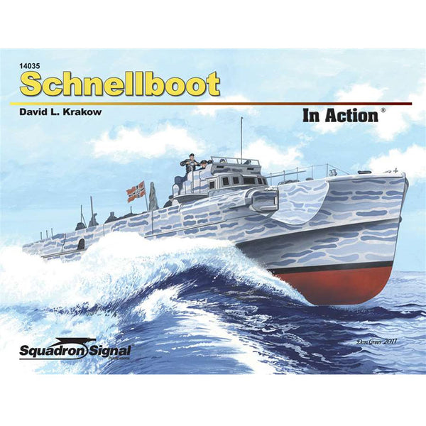 Schnellboot In Action
