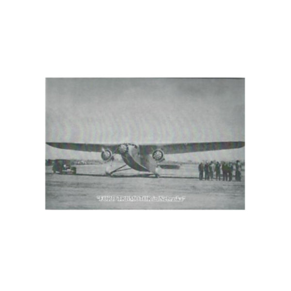 Ford Tri-Motor Reproduction Postcard