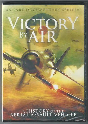 Victory By Air DVD 5 part documentary series