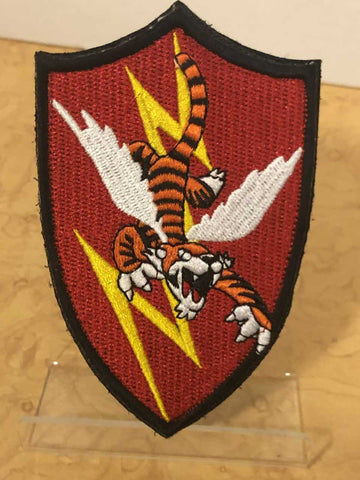 Flying Tiger Velcro Patch