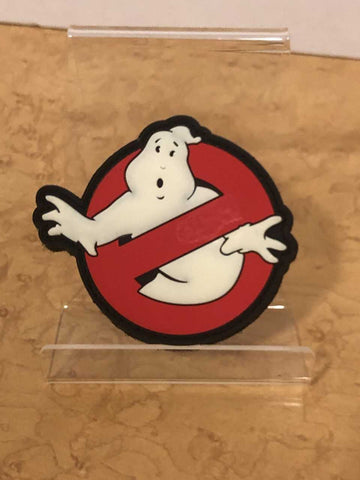Ghostbuster    velcro patch