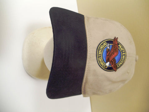 Pratt & Whitney Dependable Engines Logo Hat