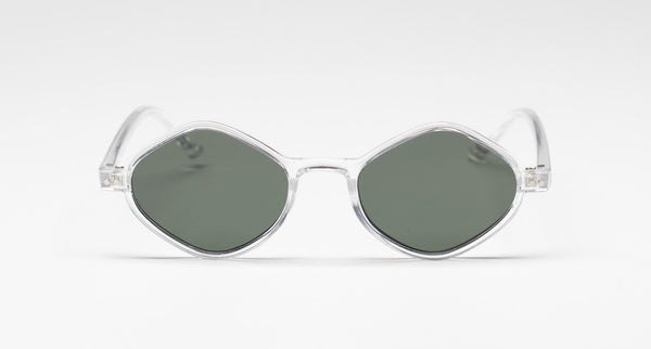 transparent frame sunglasses by SOLFUL Ibiza
