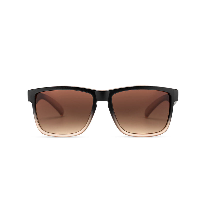 Earth brown lens and plastic frame shades OBEY by SOLFUL Ibiza sunglasses
