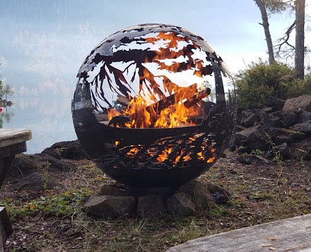 Fire Spheres & Drums