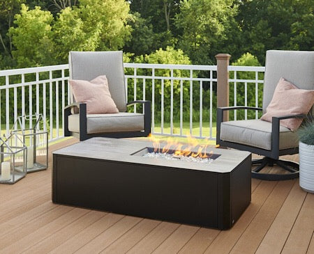 Gas Fire Pits & Tables