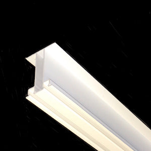 Zip-Up UnderDeck® Main Rail--White