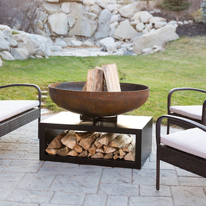 Miner's Fire Pit