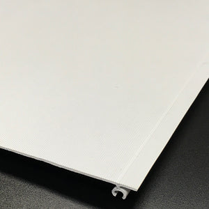 Zip-UP UnderDeck® Main Panel White Serrated